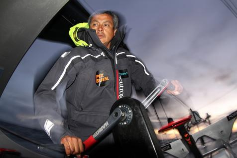 "José Muñoz: ""For me, sailing with Guillermo Altadill is a big responsibility"""