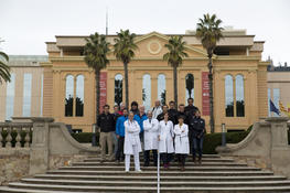 Medicina de alta mar para la Barcelona World Race