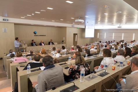 Barcelona World Race's financial model sets a benchmark