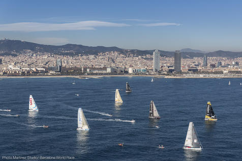 The Barcelona World Race 2018-2019 publishes its Notice of Race