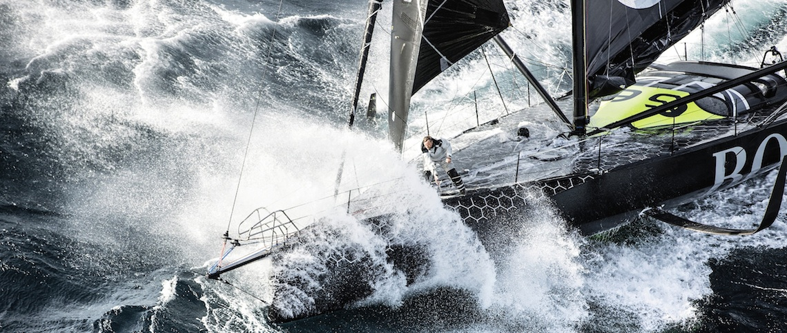 "A. Mermod:""Having up to 34 IMOCAs at the Vendée Globe is excellent news"""