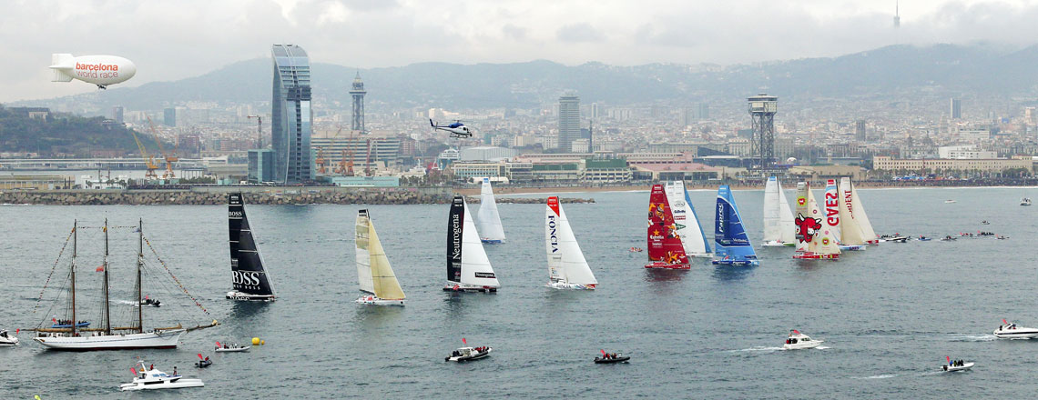 Barcelona World Race 2018-19 suspended: organisers aim for a fourth edition in 2022-23