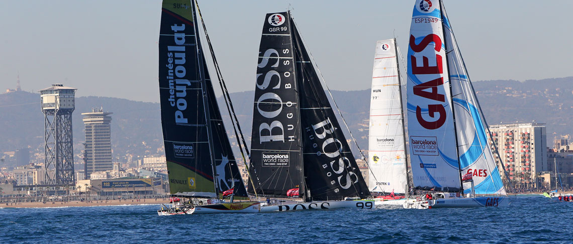 Ya piensan en la Barcelona World Race