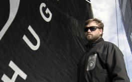 "Alex Thomson: ""The boat is faster, but I can't fall in love with it"""