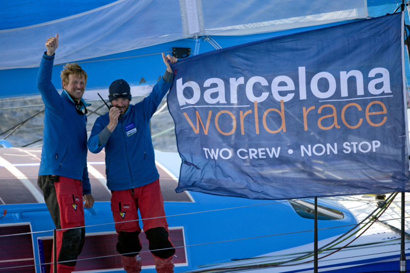 10 years since the first Barcelona World Race victory