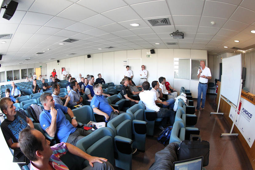 Valuable conclusions for the Barcelona World Race skippers