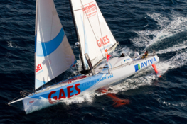 Ocean sailing for equality