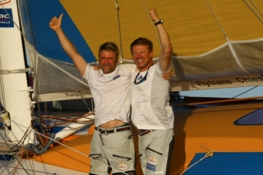 Jean-Pierre Dick wins Transat Jacques Vabre… number four!