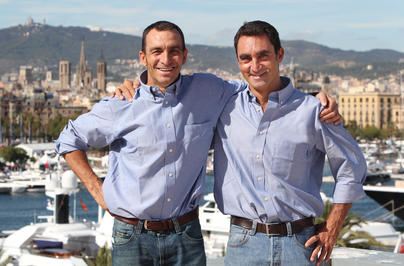 La Fundación We Are Water vuelve a la Barcelona World Race de la mano de los hermanos Bruno y Willy Garcia