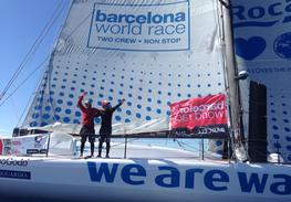 Brothers Bruno and Willy Garcia finish fifth on We Are Water