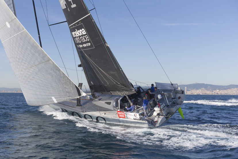 Stewart Hosford, Director of Alex Thomson Racing, updates on what happened