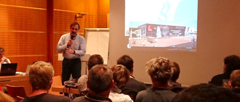 The Barcelona World Race in leading role at IMOCA General Assembly